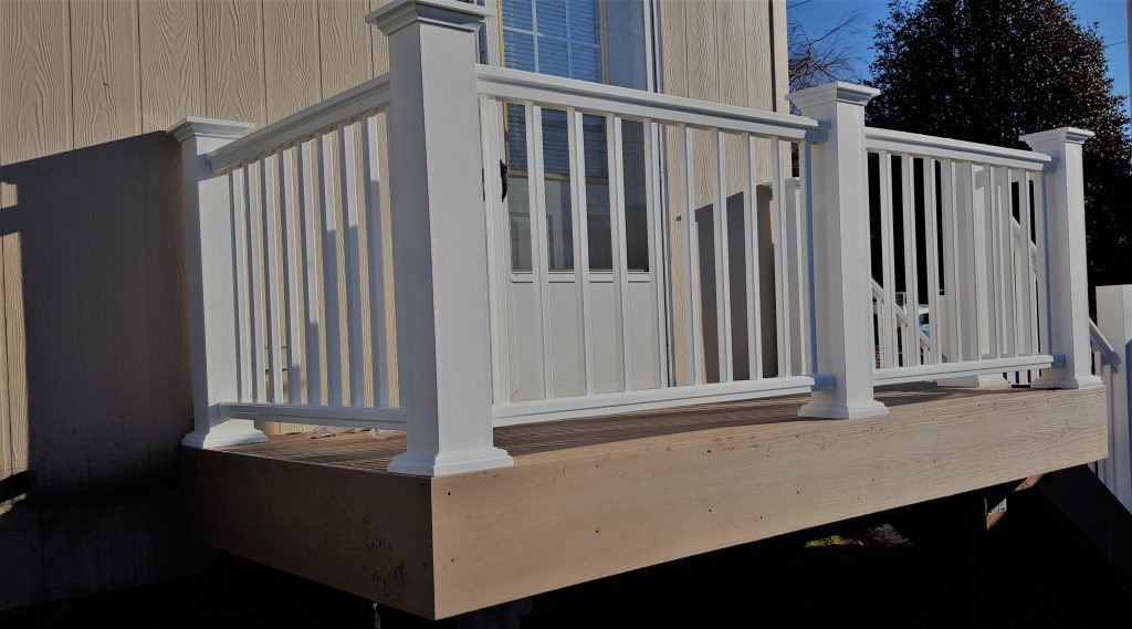 Decking Polar Bear Exterior Solutions Mukilteo Wa